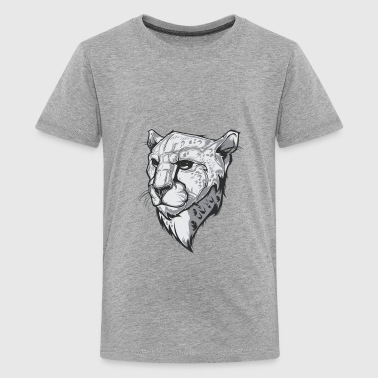 cheetah - Kids' Premium T-Shirt
