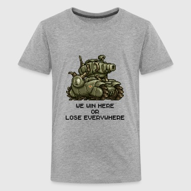 armored division - Kids' Premium T-Shirt