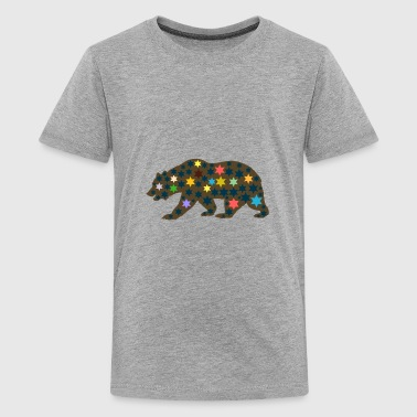rainbow beer by teetops - Kids' Premium T-Shirt