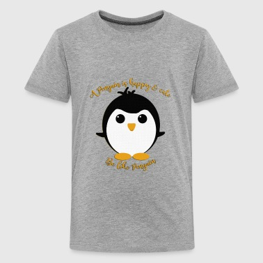 Happy And Cute - Kids' Premium T-Shirt