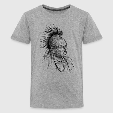 Native American - Kids' Premium T-Shirt