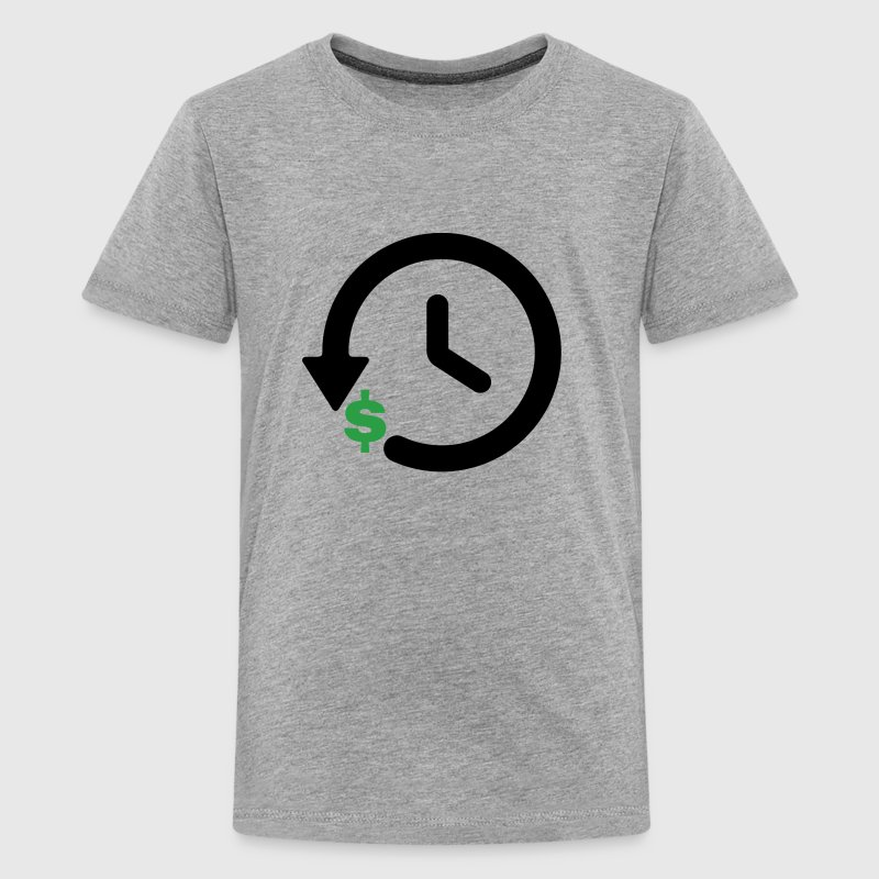 Money Time - Kids' Premium T-Shirt