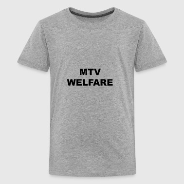 MTV Welfare - Kids' Premium T-Shirt