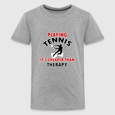 tennis design - Kids' Premium T-Shirt