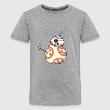 BB8 Design - Kids' Premium T-Shirt