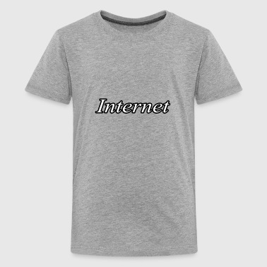 Internet - Kids' Premium T-Shirt