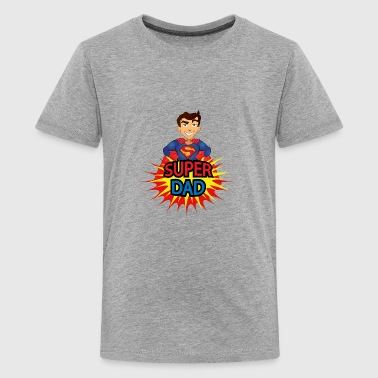 Super dad - Kids' Premium T-Shirt