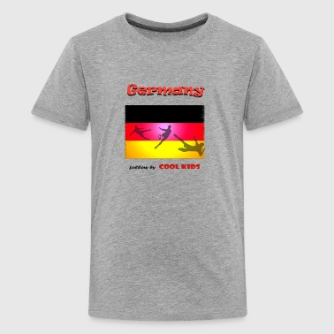 germany football team - Kids' Premium T-Shirt