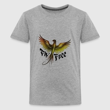 Fly Free - Kids' Premium T-Shirt