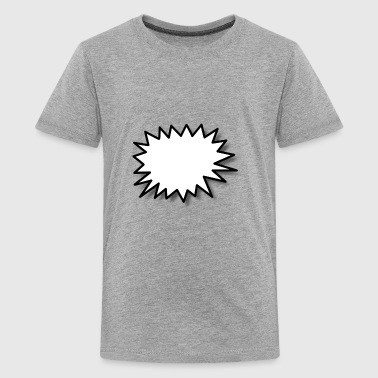 Speech Balloon - Kids' Premium T-Shirt