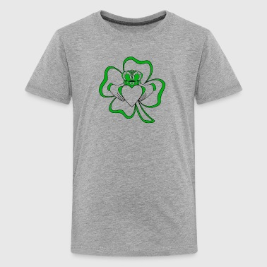 SPS-Claddagh - Kids' Premium T-Shirt