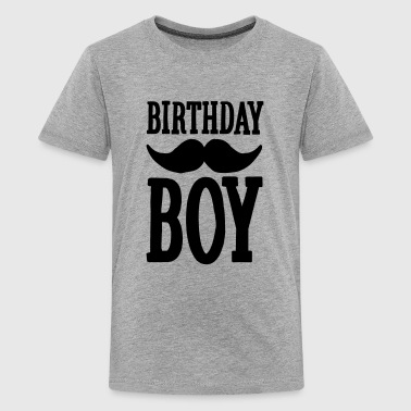 Birthday Birthday Boy Hipster - Kids' Premium T-Shirt