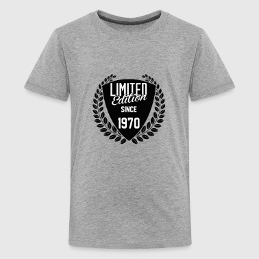 Limited Edition Since 1970 - Kids' Premium T-Shirt