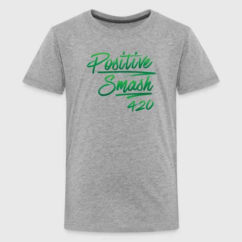 Positive Smash 420 Kids' Shirts - Kids' Premium T-Shirt