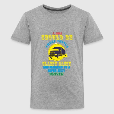 Driver T shirt and Apparel Limited Edition ! - Kids' Premium T-Shirt