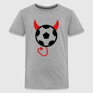 Soccer Devil - Kids' Premium T-Shirt