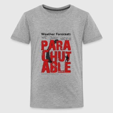 Parachutable - Kids' Premium T-Shirt