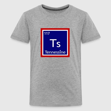 Tennessine Element - Kids' Premium T-Shirt