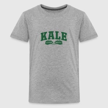 Leaf Kale - Kids' Premium T-Shirt
