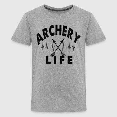 Archery Life - Kids' Premium T-Shirt