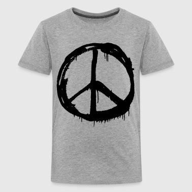 Shop Peace Symbol T Shirts Online Spreadshirt