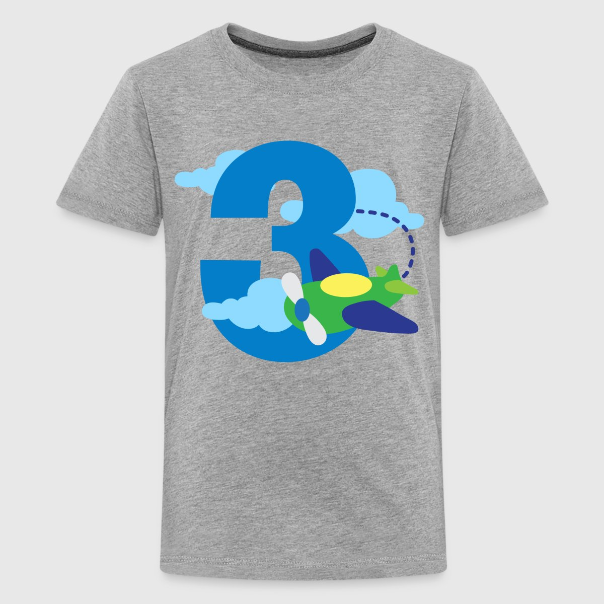 3rd Birthday Shirt Toddler Boy