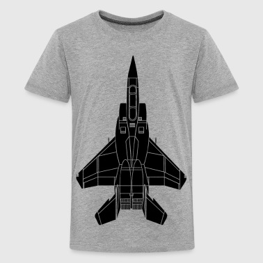 Jet - Air Force - Plane - Military - Kids' Premium T-Shirt