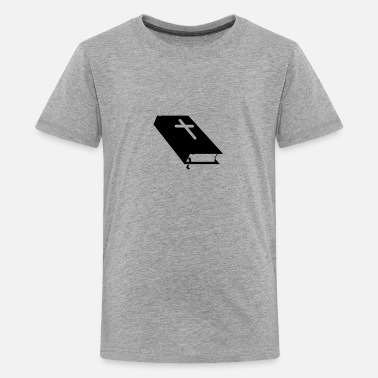 Bible Quotes Bible - Kids' Premium T-Shirt