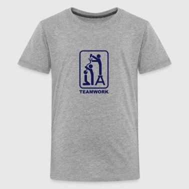 ALCOHOL TEAMWORK - Kids' Premium T-Shirt