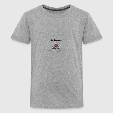 gokarting - Kids' Premium T-Shirt