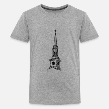 Summit Spire - Kids' Premium T-Shirt