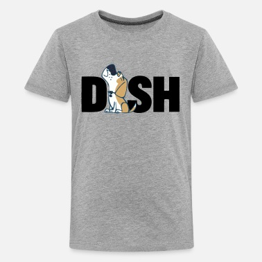 Dish The Dish Tee - Kids' Premium T-Shirt
