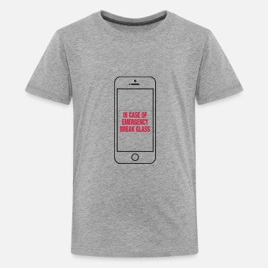 Phone Phone - Kids' Premium T-Shirt