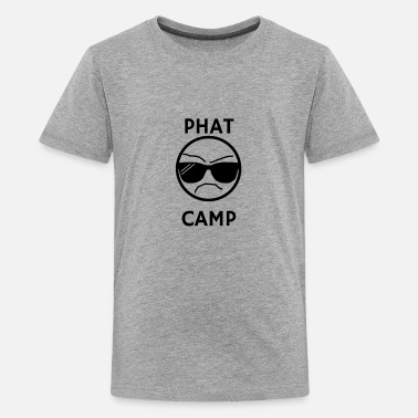 Phatcamp Facey - Kids' Premium T-Shirt