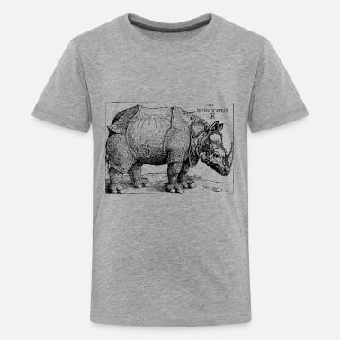 Rhinoceros The Rhinoceros - Kids' Premium T-Shirt