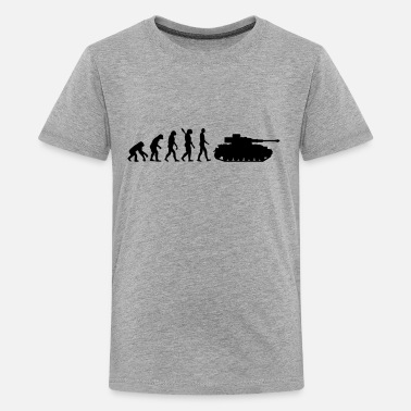 Army Tank - Kids' Premium T-Shirt