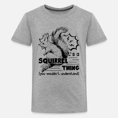 Squirrel Squirrel Shirt - Kids' Premium T-Shirt