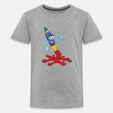 Paint Brush Paint Brush - Kids' Premium T-Shirt