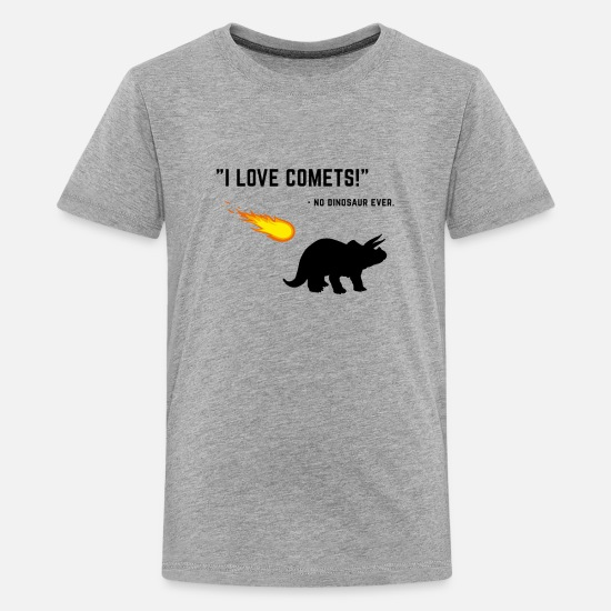 3325161b3 Birthday T-Shirts - Funny Quote Dinosaur Stegosaurus Comet Reptile - Kids'  Premium T. Customize