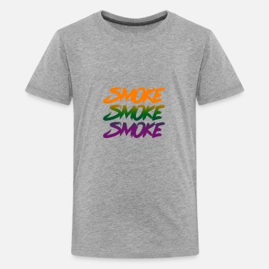 Smoking Smoke Smoke Smoke - Kids' Premium T-Shirt