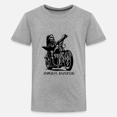 Biker Inside - Kids' Premium T-Shirt