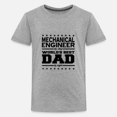 Build Mechanical Engineer - Kids' Premium T-Shirt