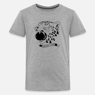 Squash Sports Squash Club - Kids' Premium T-Shirt