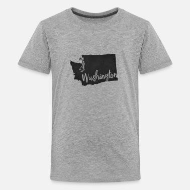 Washington - Kids' Premium T-Shirt