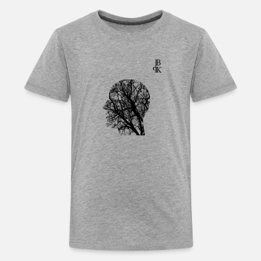 branched thoughts - Kids' Premium T-Shirt