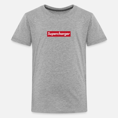 Supercharger Supercharger - Kids' Premium T-Shirt
