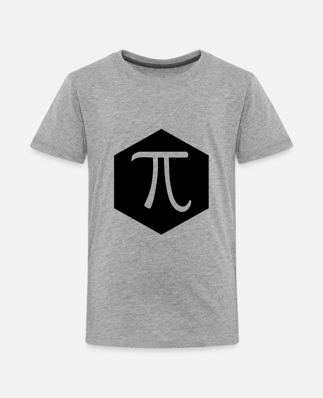 Year T-Shirts - Pi - Kids' Premium T-Shirt heather gray
