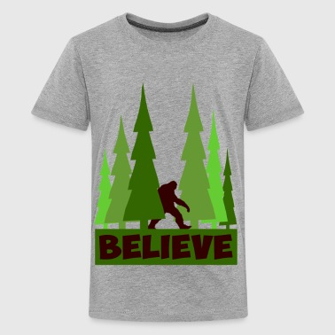 BELIEVE 12.png - Kids' Premium T-Shirt
