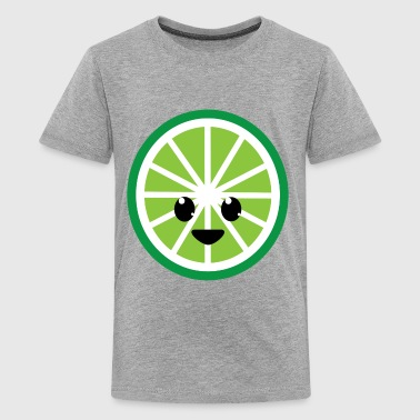 lime time - Kids' Premium T-Shirt