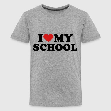 School - Kids' Premium T-Shirt